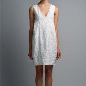 Diane Von Furstenberg Lace Clydeena Dress